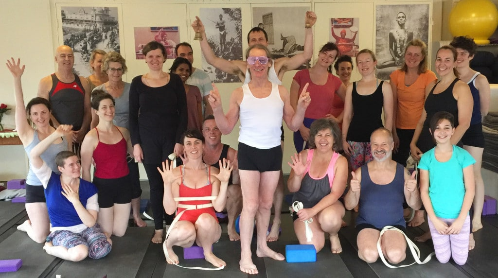 Love from Everyone at Yogareal!