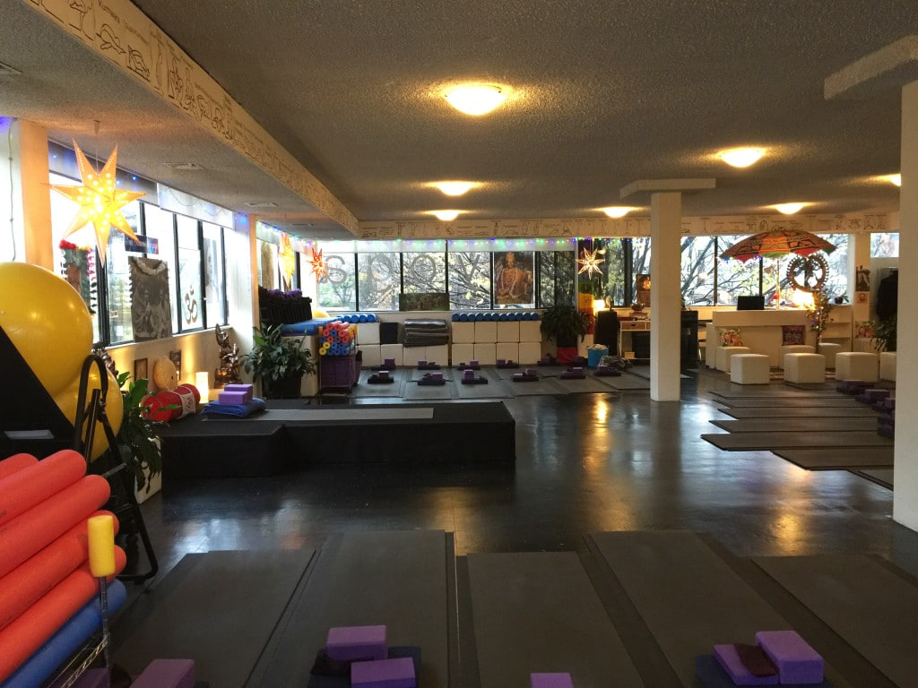 Yogareal Yoga Studio - a beautiful space to relax, recharge and uplift yourself.