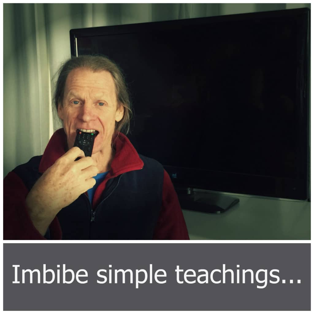 Imbibe Simple Teachings